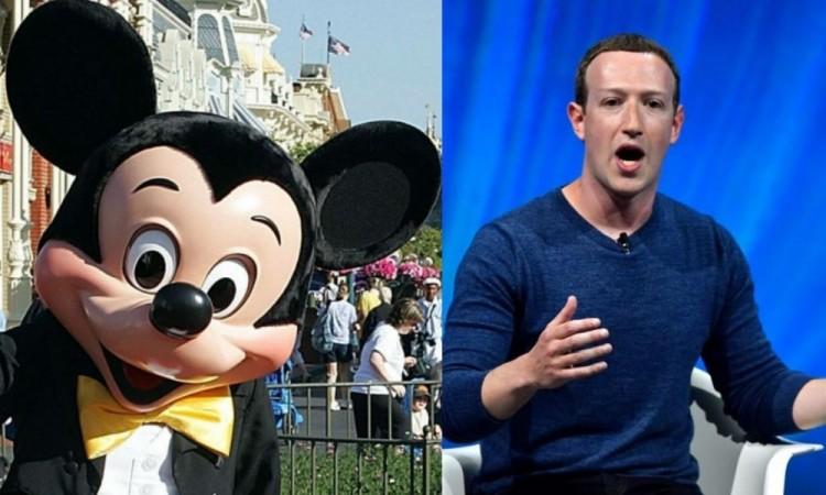 Disney dice adiós a Facebook
