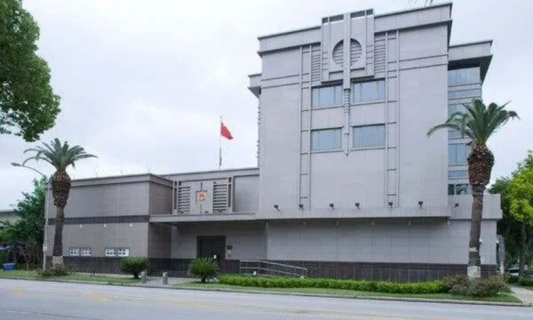 Ordena Estados Unidos cerrar dentro de 72 horas el consulado chino en Houston