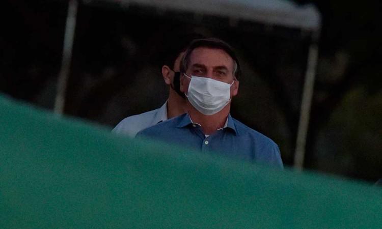 Brasil rebasa los 2.3 millones de contagiados de Coronavirus