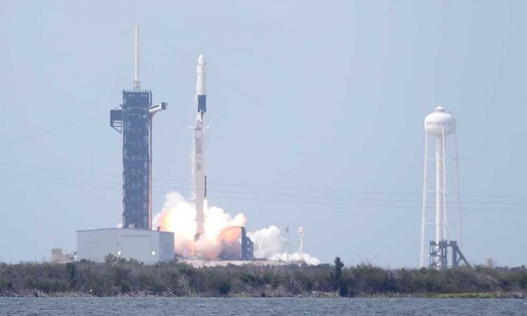 ¡Buen viaje! Astronautas de SpaceX regresarán a la Tierra