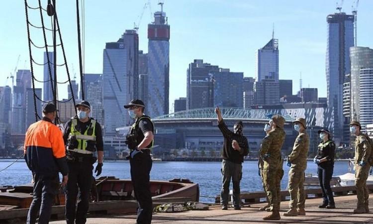 Declaran estado de desastre en Australia