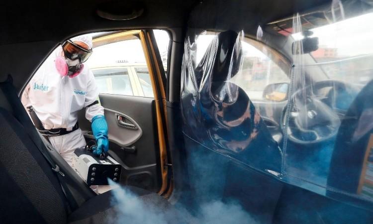 La pandemia de coronavirus ha dejado en Colombia 306 mil 181 contagiados y 10 mil 330 víctimas mortales.