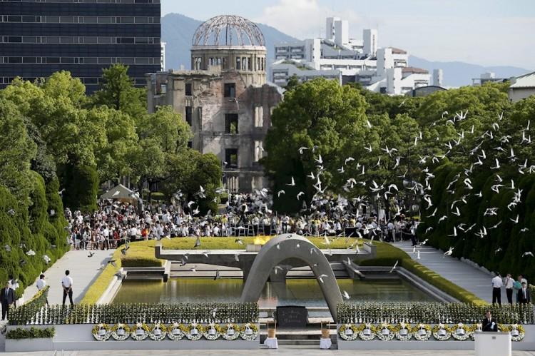 Hiroshima y Nagasaki, a 75 años de los primeros bombardeos nucleares