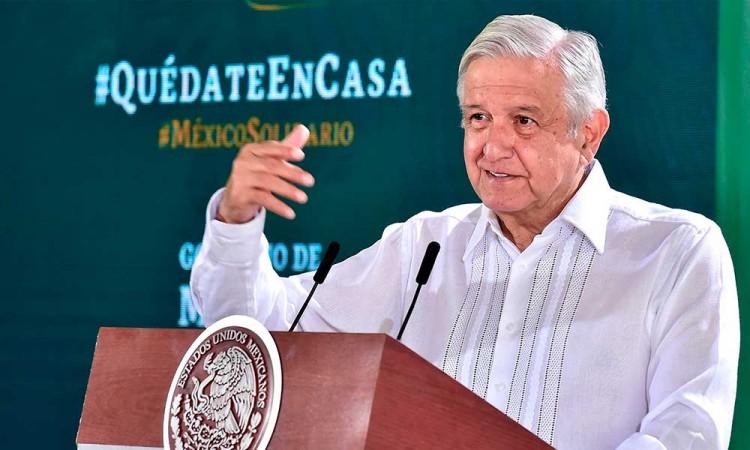 López Obrador dice que México tiene 'garantizado' acceso a vacuna de COVID-19