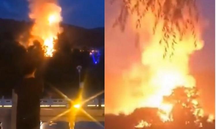 Video muestra posibles explosiones en Corea del Norte