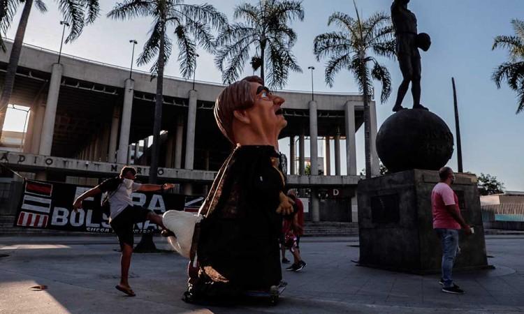 Brasil bordea las 100.000 muertes y camina hacia los 3 millones de casos