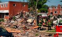 Fuerte explosión en Baltimore deja una mujer muerta y dos personas heridas