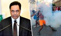 Presidente de Líbano renuncia por explosión de Beirut