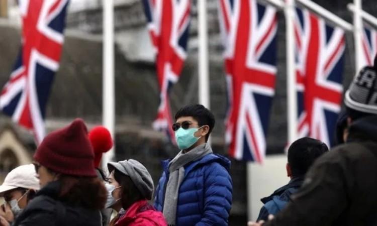 Entra en recesión Reino Unido su PIB cayó más del 20 %