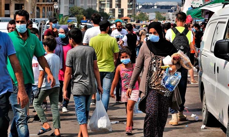 ONU enviará 17 mil toneladas de harina a Beirut