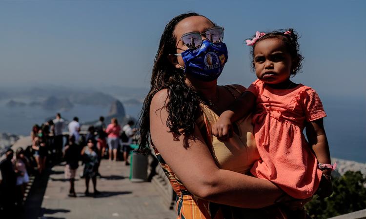 Brasil supera los 107 mil muertos y 3 millones de infectados por COVID-19