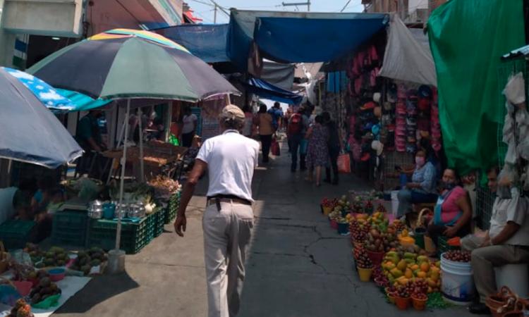 Reactivan su actividad mercados de la Mixteca