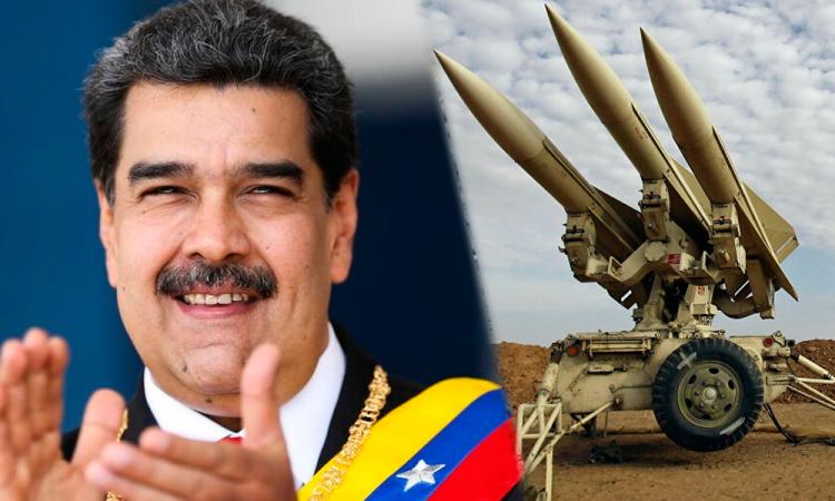 Nos es mala idea que Venezuela compre misiles a Irán: Maduro