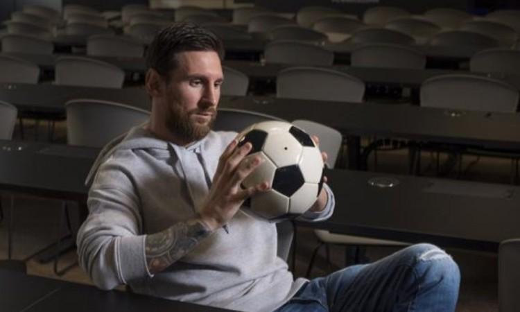 Jamás iría a juicio contra el club de mi vida: Lionel Messi