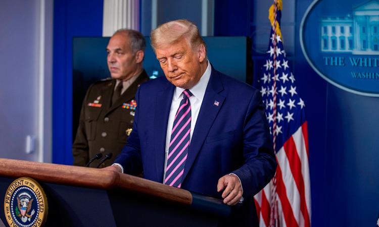 Trump da su 'bendición' a un acuerdo preliminar sobre TikTok