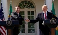 Ratifica Jair Bolsonaro su alianza con Trump