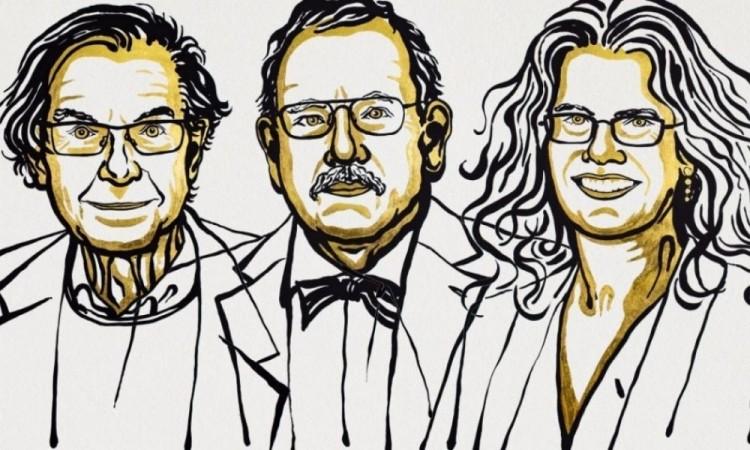 El premio Nobel de Física fue otorgado a Roger Penrose, Reinhard Genzel y Andrea Ghez por sus estudios sobre los agujero