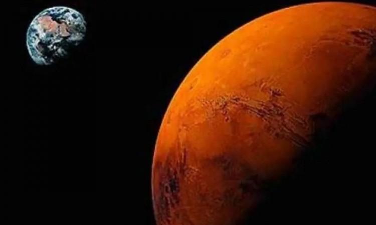 Marte está más cerca de la Tierra en octubre de lo que estará durante otros 15 años