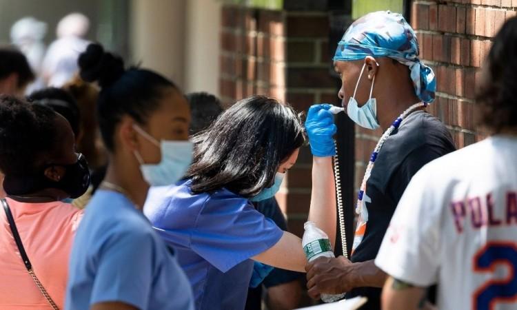 En las últimas 24 horas, 9 neoyorquinos han fallecido de coronavirus.