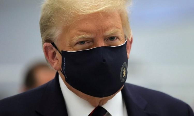 Trump se contagió de Covid-19.