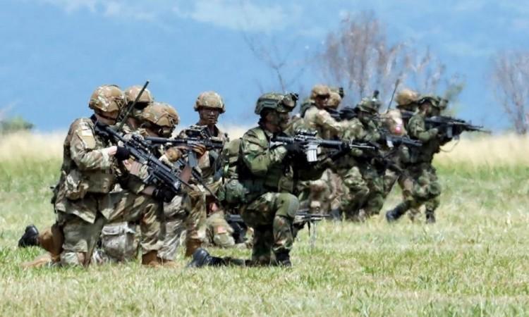 Estados Unidos había anunciado una reducción en Irak de 5 mil 200 a 3 mil soldados.