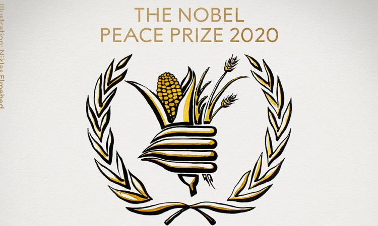 El Nobel de la Paz reconoce labor del PMA para reducir el hambre en el mundo