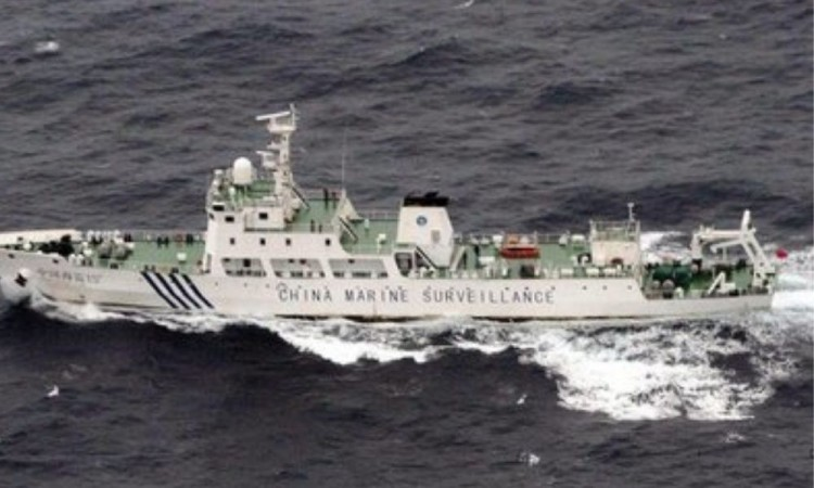 China viola acuerdo y entra a aguas de Japón y aumenta la tensión