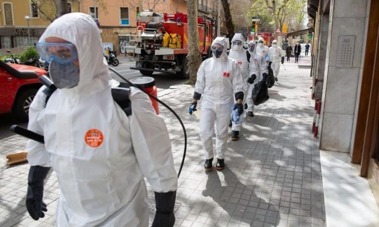 El norte de España quedará a partir del jueves bajo medidas de confinamiento.