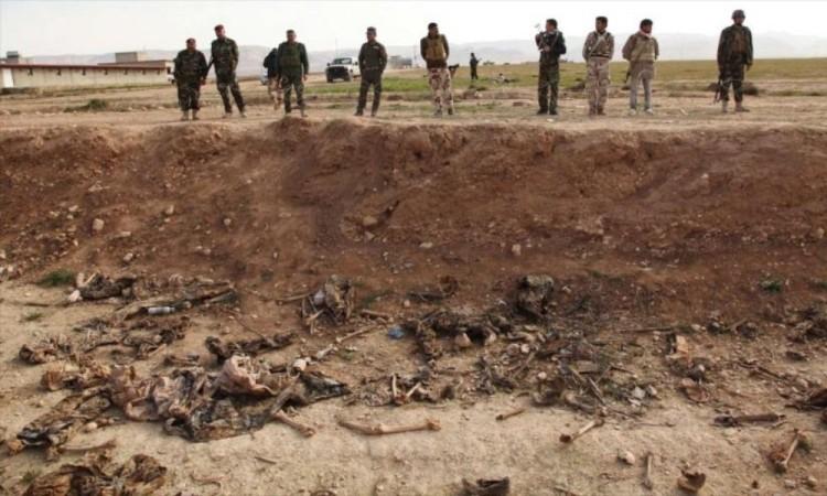 La ONU advirtió de que la amenaza del Estado Islámico estaba volviendo a crecer.