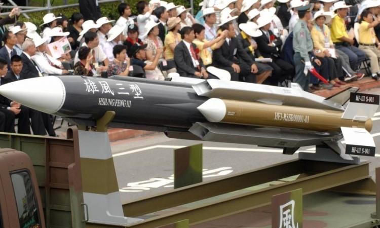 Aprueba EU una posible venta de sistemas de misiles a Taiwán por un valor de más de mil millones de dólares