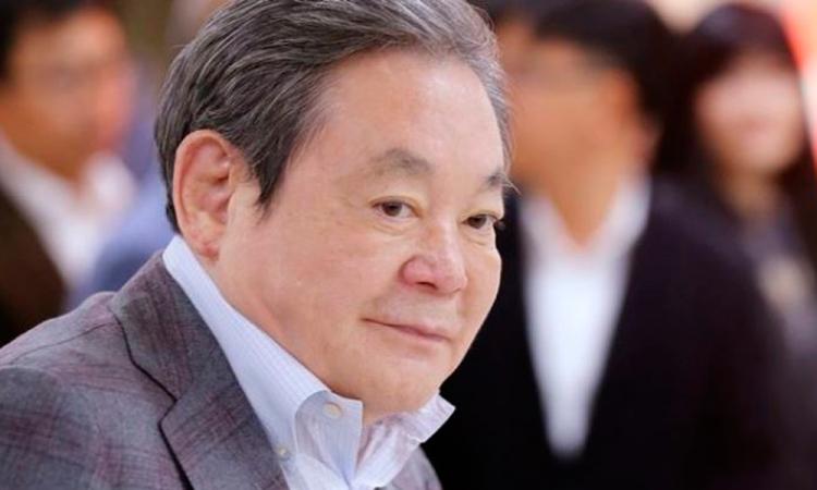 Fallece el presidente de Samsung, Lee Kun-hee