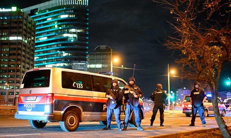 Atentando terrorista en Viena reporta varios muertos y 15 heridos