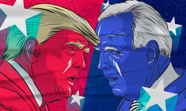 Guía de los estados clave para la noche electoral en Estados Unidos