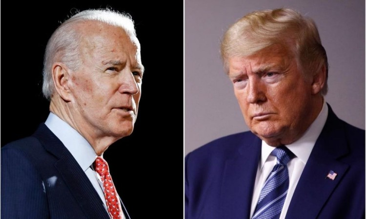 Donald Trump o Joe Biden hoy Estados Unidos decidirá su futuro