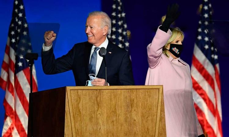 Biden gana en Wisconsin y aumenta su ventaja para ganar las elecciones