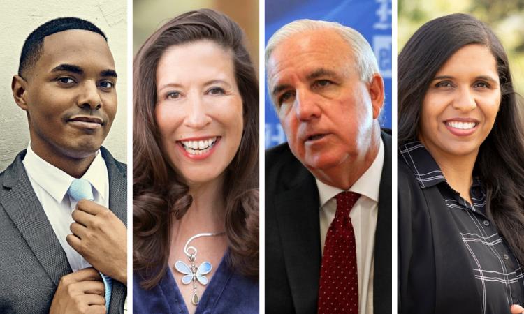Ellos son los cuatro hispanos que ganan una diputación en Estados Unidos