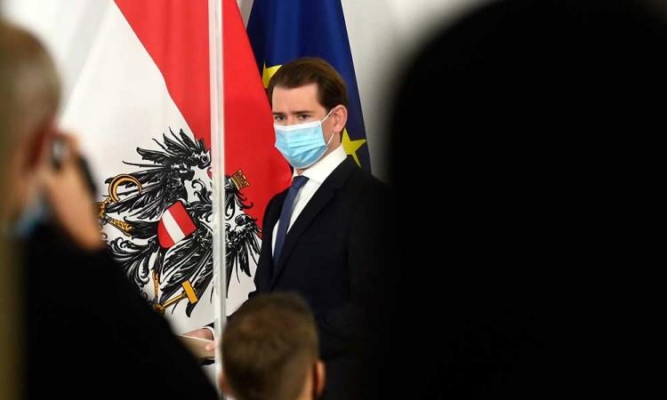 Austria anuncia nuevo confinamiento y durará hasta el 6 de diciembre