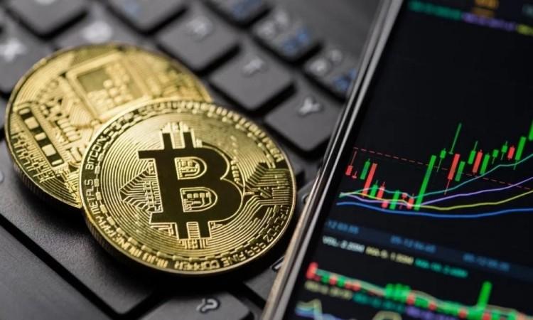 Bitcoin alcanza 17, 000 dólares y alcanza máximo anual