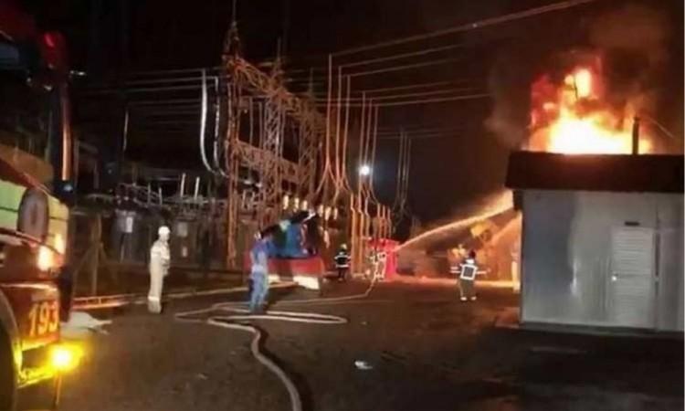 La falta de energía en Amapá provocó una serie de protestas por parte de la población.