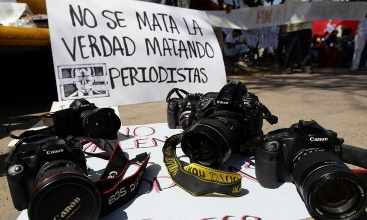 Periodistas asesinados en el 2020 ascienden a 83