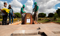 Brasil rebasa 181.000 muertos por covid, tras nueve meses del primer deceso