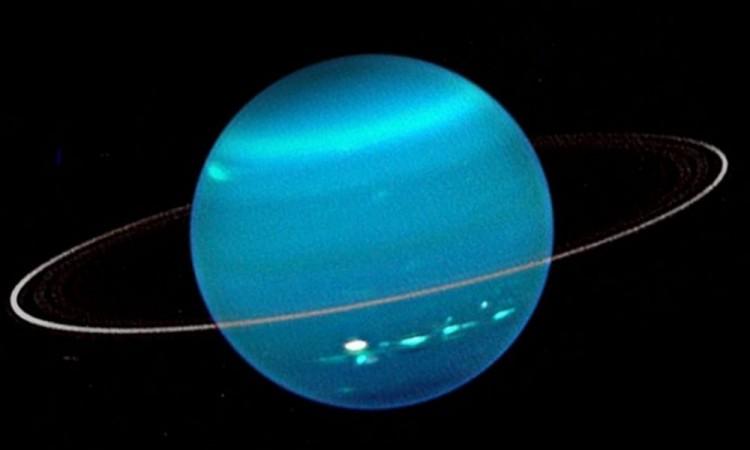 Océanos subterráneos en las lunas de Urano podrían hacerlo habitable