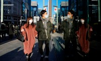 Tokio pide al Gobierno nipón declarar estado de emergencia por el virus