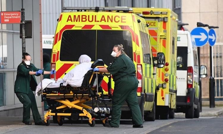 R. Unido registra el mayor aumento anual de muertes desde la II Guerra Mundial
