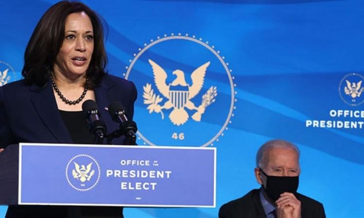 Kamala Harris dice que nuevo Gobierno presentará plan de reforma migratoria