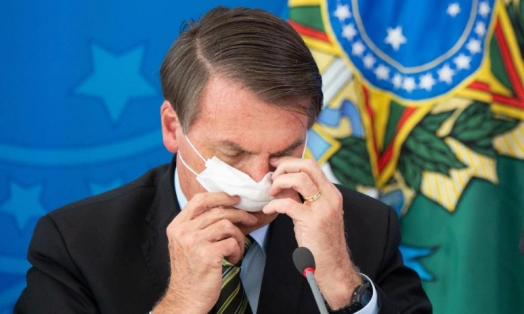 Por lo menos no maté a nadie: Bolsonaro se retracta sobre cloroquina