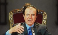 Murió el expresidente argentino Carlos Menem