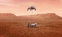 El Perseverance aterriza en Marte