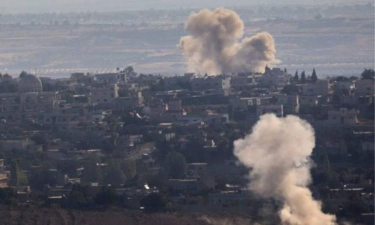 Biden ordena bombardeo en Siria; confirman destrucción de instalaciones
