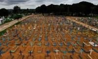 Brasil vuelve a romper récord de muertes por covid